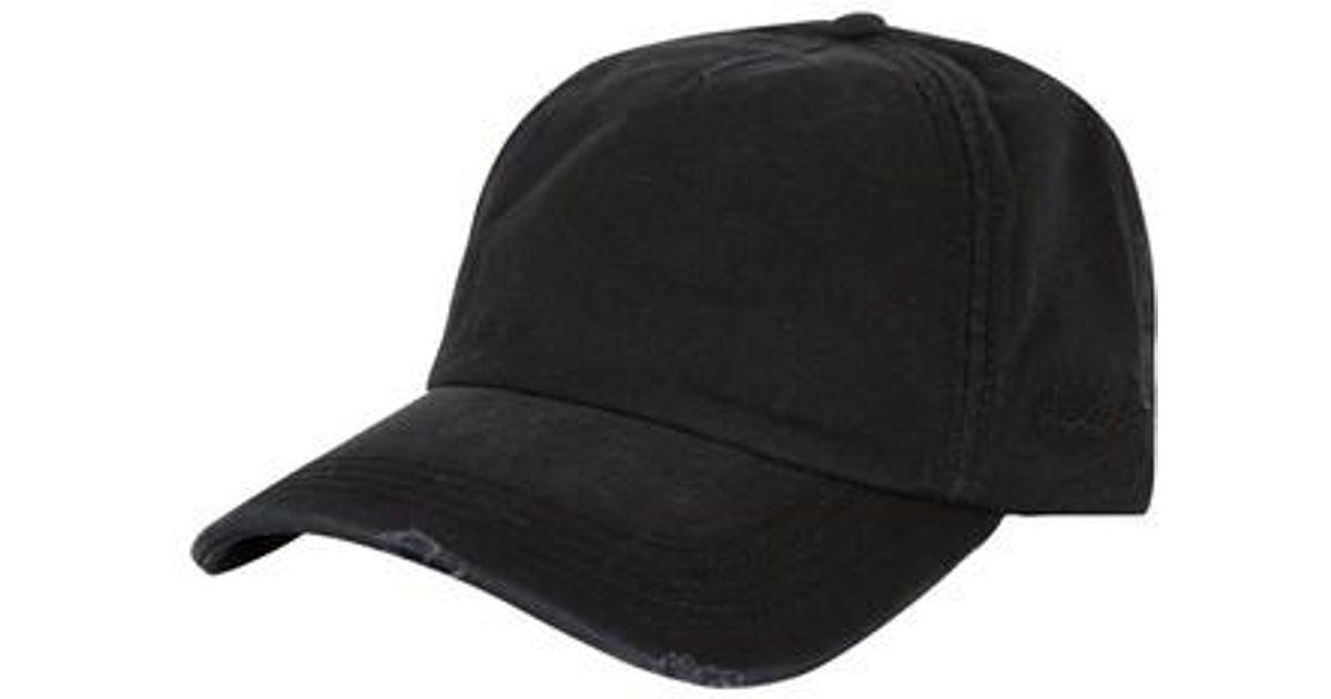 Lyst - Billabong Sand Club Ball Cap in Black for Men 23ecc6bdfe2f