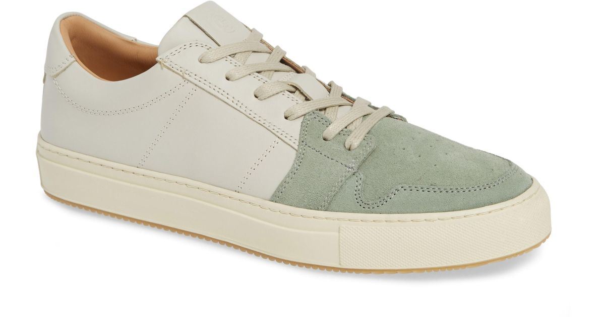 906bd14a04 Lyst - GREATS Court Sneaker in Metallic for Men