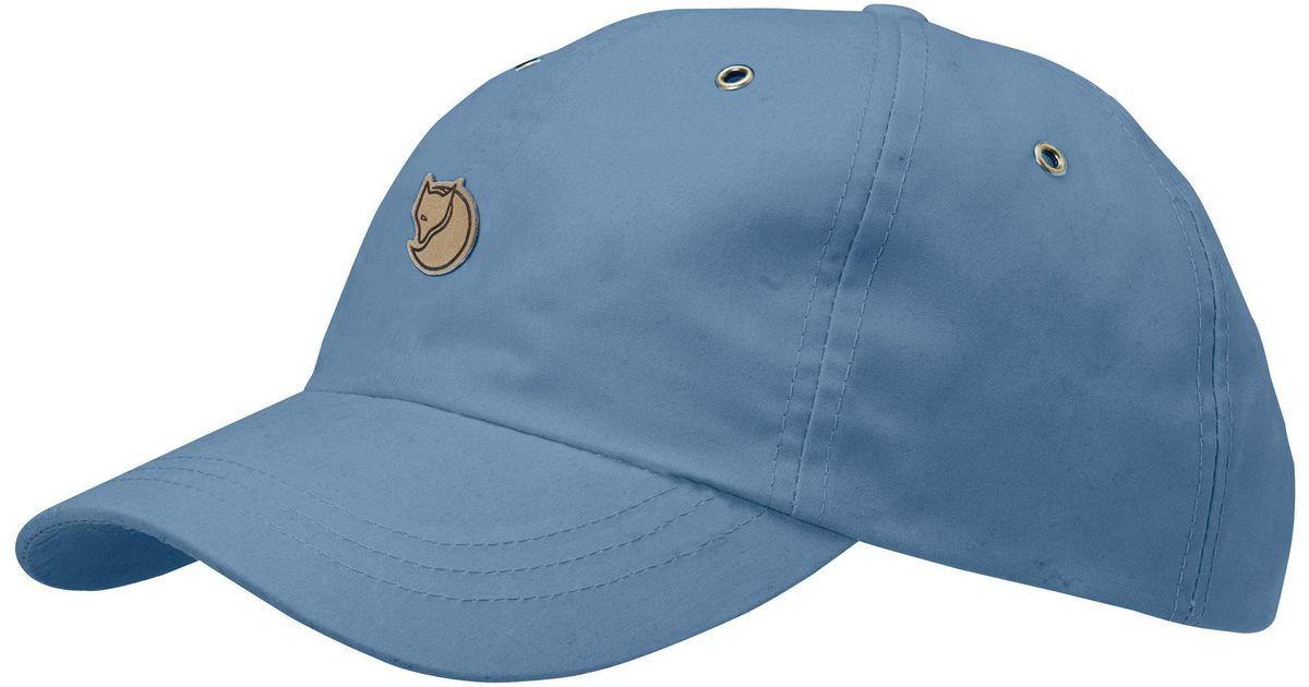 Lyst - Fjallraven Helags Cap (fog) Caps in Blue for Men - Save 26% 5e9ab24d6ad6