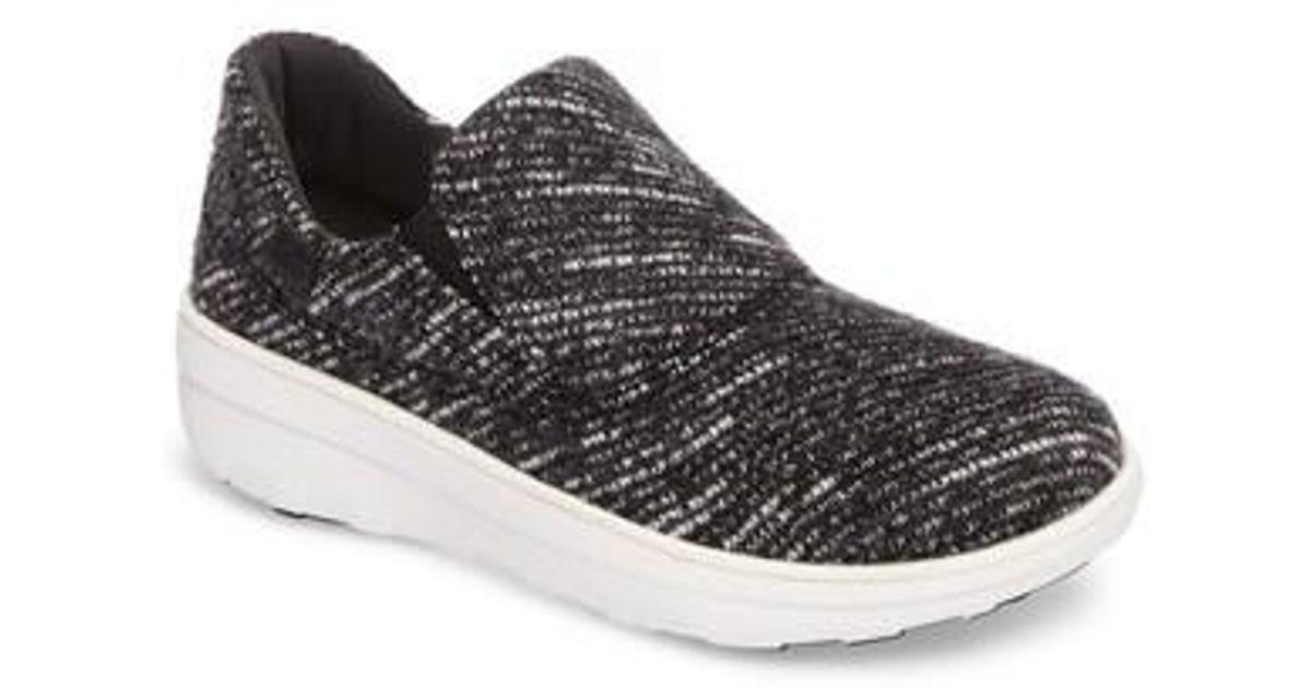 774fe6c3d08 Lyst - Fitflop Loaff(tm) Sporty Slip-on Sneaker
