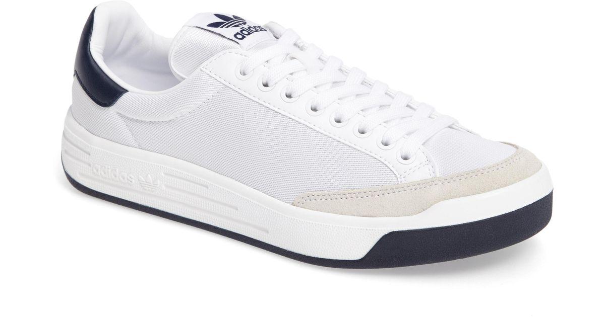 f05847e6a adidas Rod Laver Super Sneaker in White for Men - Lyst