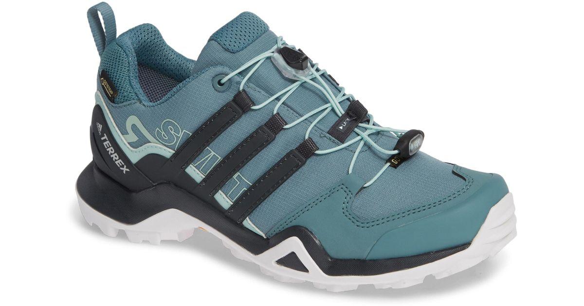 d307fbac2 Lyst - adidas Terrex Swift R2 Gtx Gore-tex Waterproof Hiking Shoe in Blue