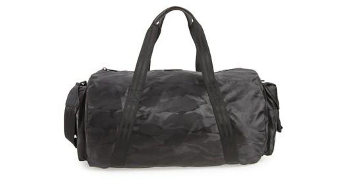 9123963fcf4 Lyst - Kendall + Kylie Zac Nylon Duffel Bag in Black for Men