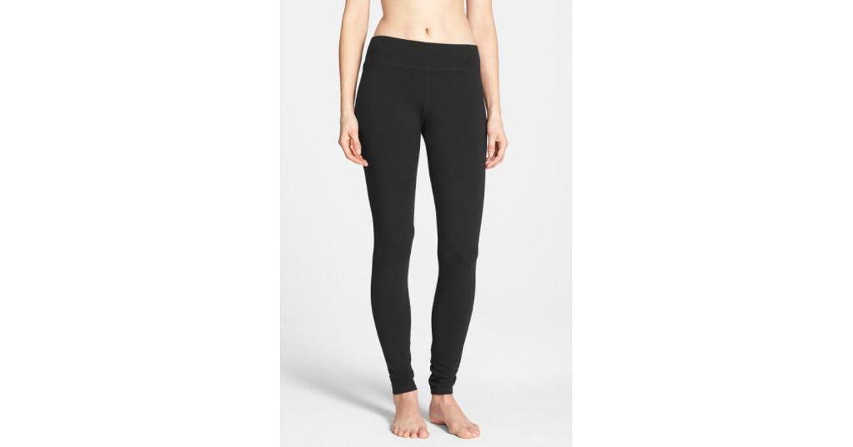Lyst - Hue Leggings in Black - Save 42%
