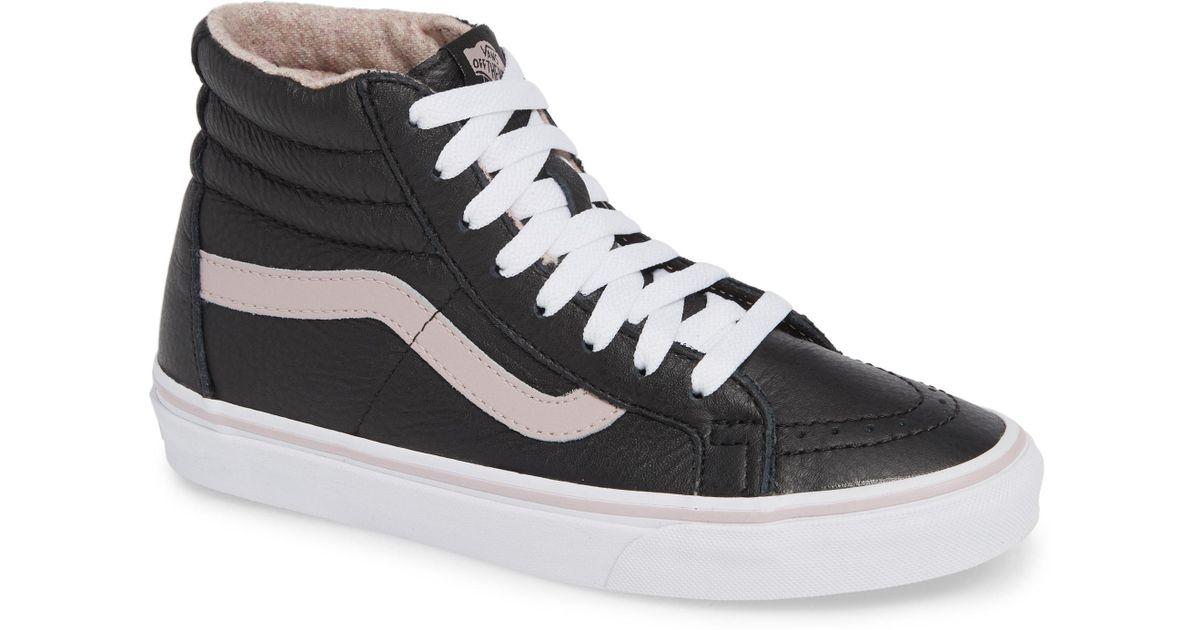 b34e599685 Lyst - Vans Sk8-hi Reissue Sneaker (women) - Save 61%