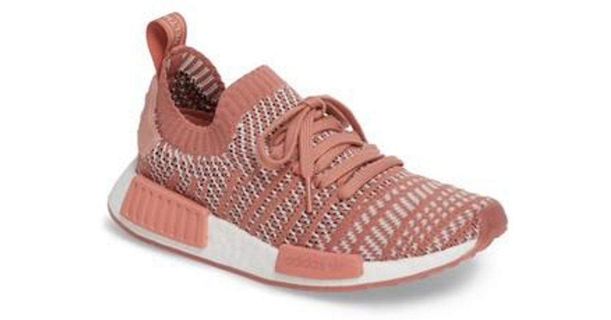 a5968c0a7 Lyst - adidas Nmd R1 Stlt Primeknit Sneaker for Men