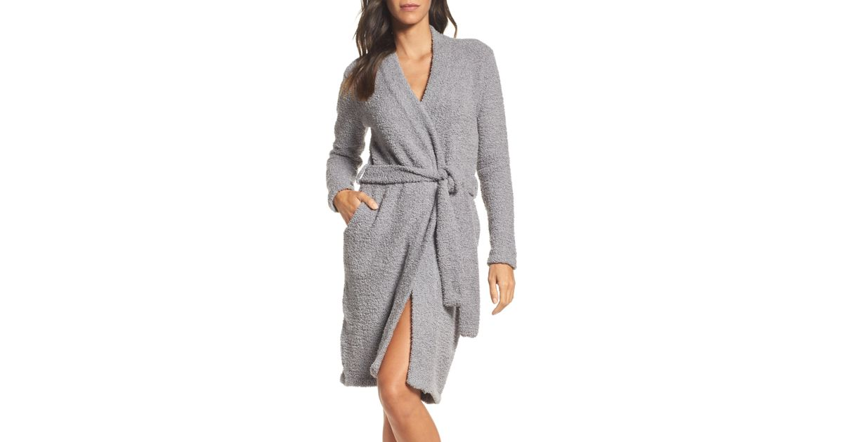 Lyst - UGG Ugg Ana Robe in Gray - Save 62.30769230769231% 338283ec1