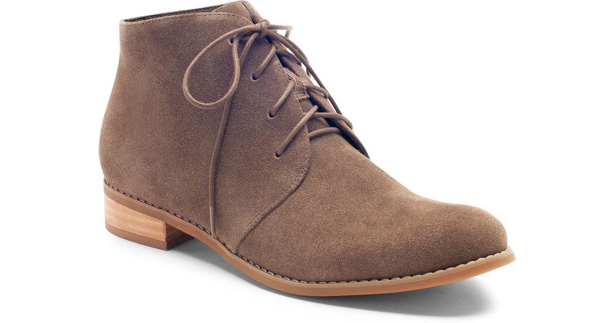 22608cc68642 Lyst - Blondo Rayann Waterproof Desert Boot in Gray