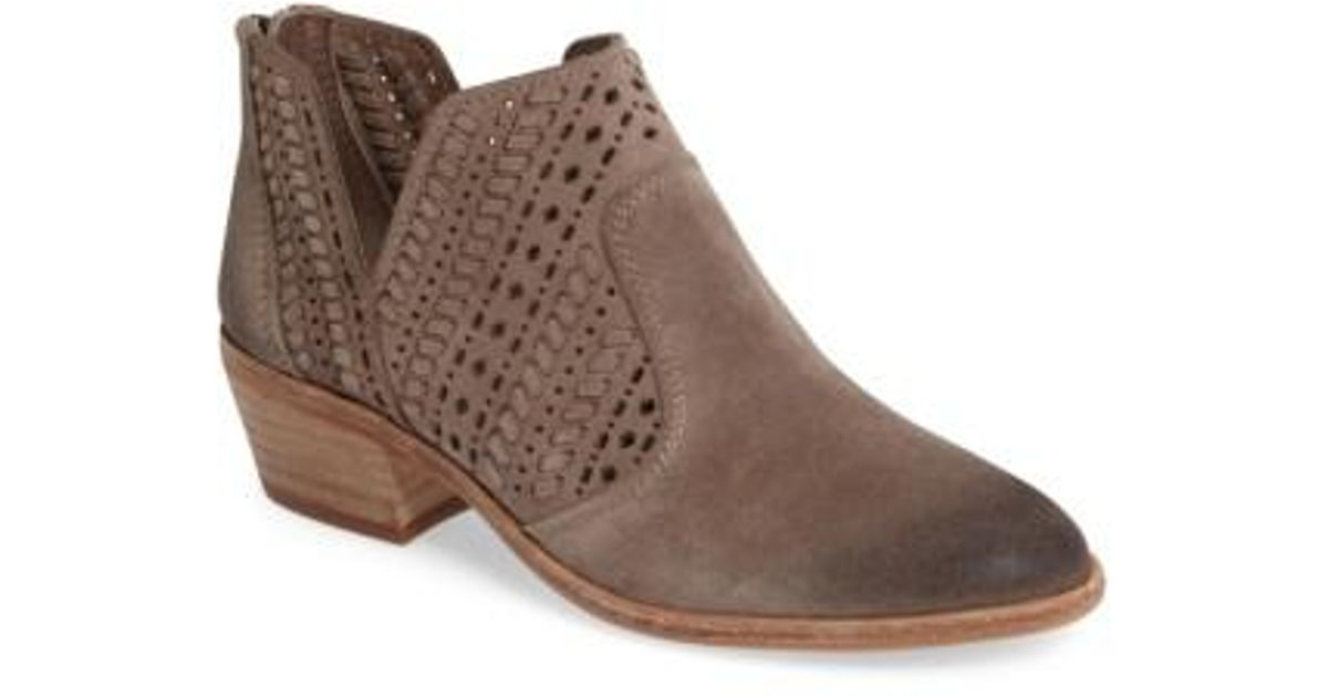 a6f94dd3424d Lyst - Vince Camuto Prasata Boots in Brown