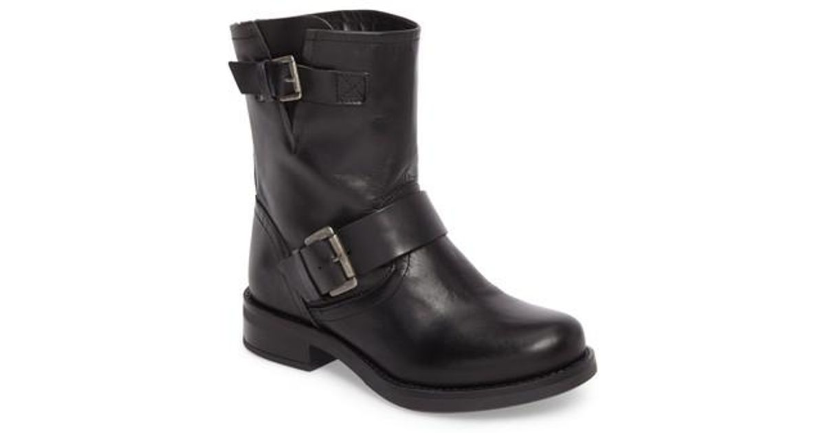 12b86f66beb Lyst - Steve Madden Impelled Moto Boot in Black for Men