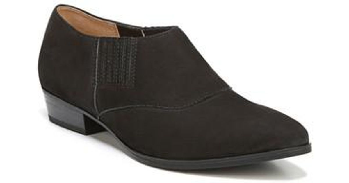 4fe2eba3fd Lyst - Naturalizer Blythe Bootie - Wide Width Available in Black