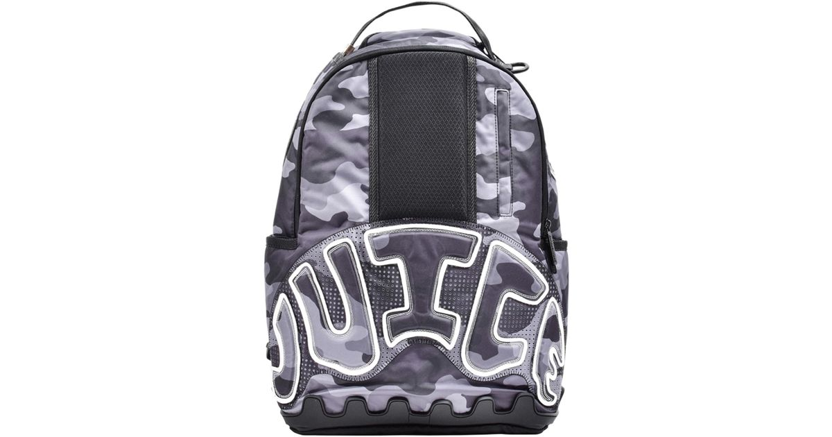 8c0e833144fe Lyst - Sprayground Jarvis Landry Juice Tempo Backpack in Black for Men