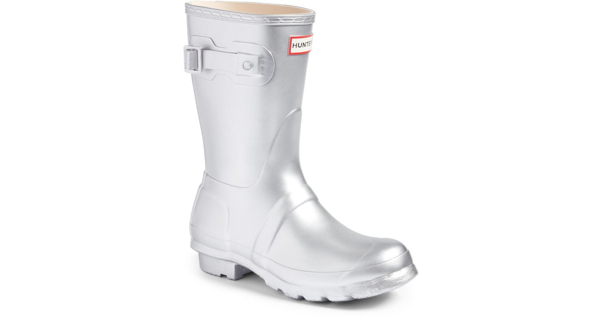 6c1e53a9e92 Hunter Short Rain Boots Nordstrom - The Best Boots In The World