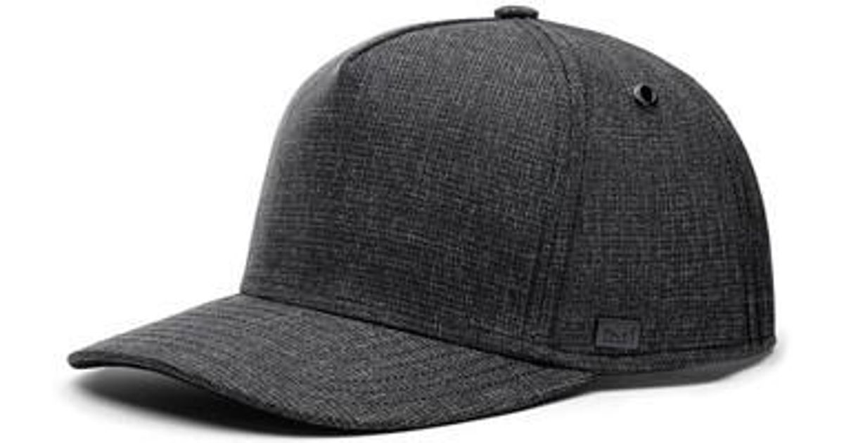 buy popular 22872 b2922 ... purchase lyst melin odyssey baseball cap in gray for men 28c0e 7a20e
