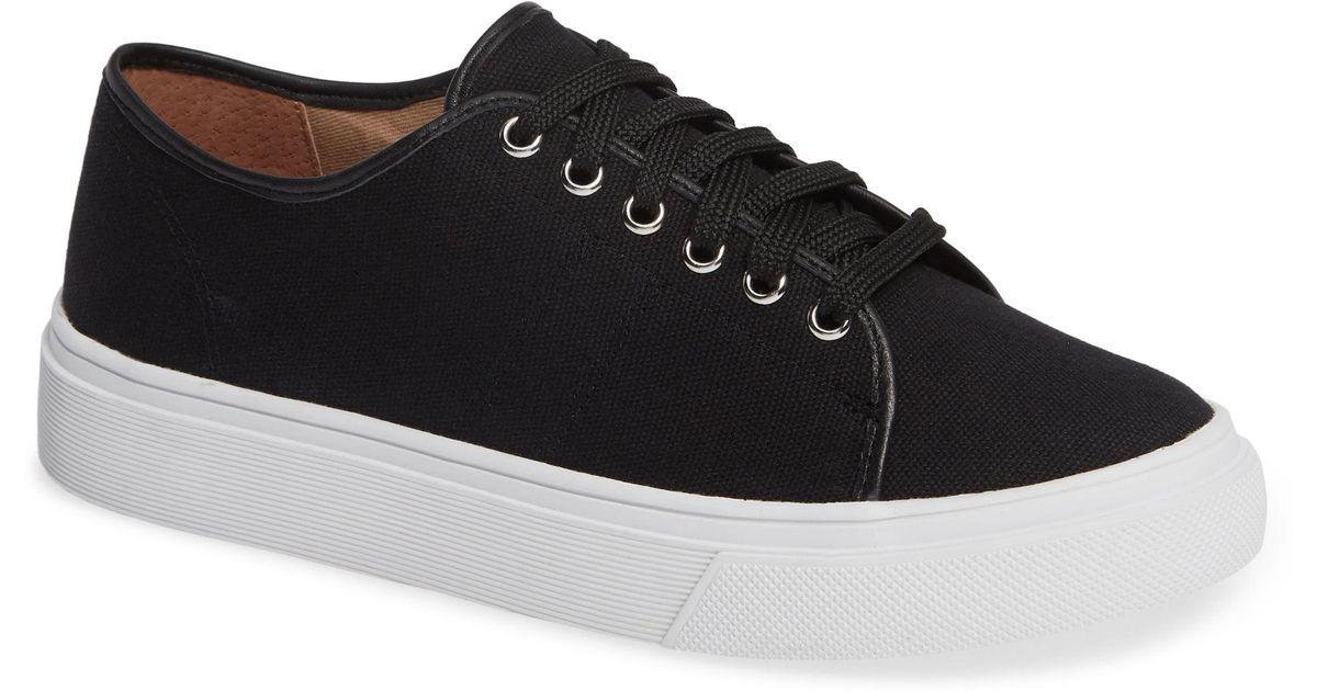 07c29838467 Lyst - Caslon Caslon Ethan Low-top Sneaker in Black