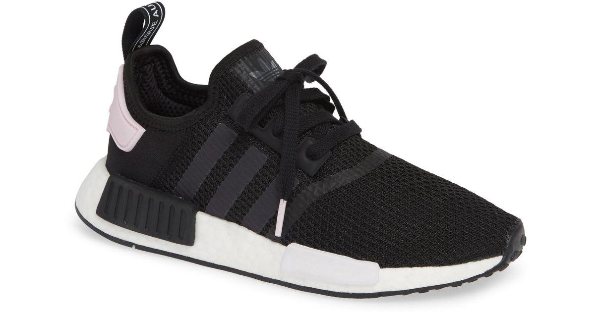 7ef276549780 Lyst - adidas Nmd R1 Athletic Shoe in Black