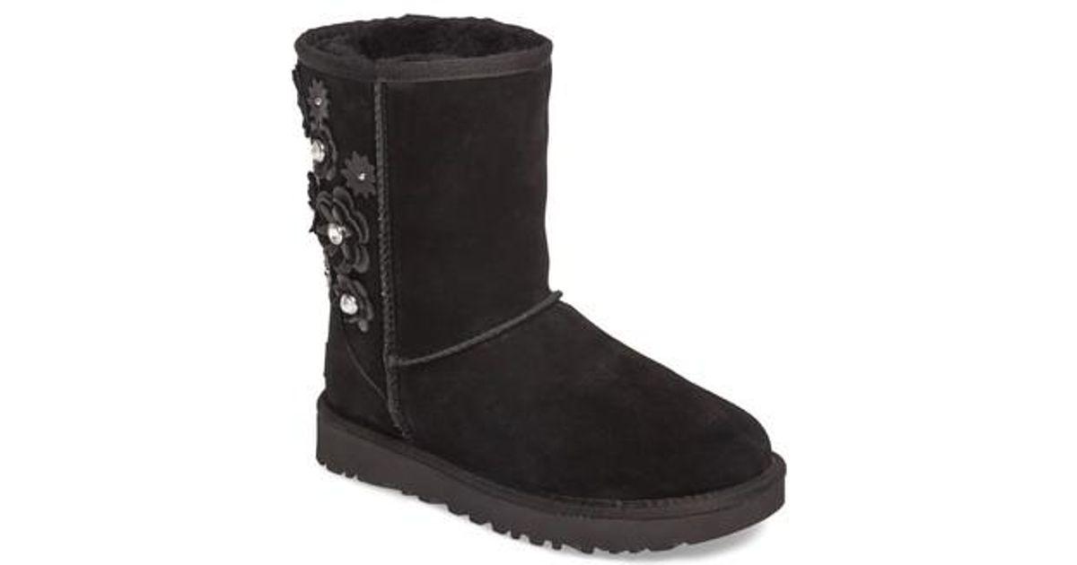 b2094b309dd uk ugg classic short petal boot options 3dbc0 09feb