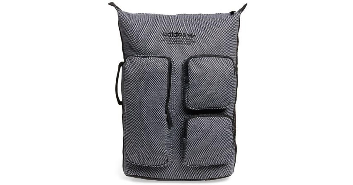 43cc3778e Lyst - adidas Originals Nmd Day Backpack in Black