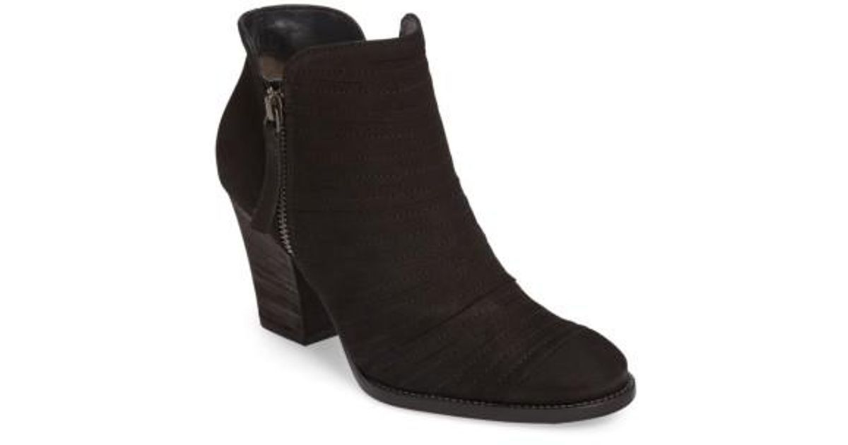 Paul Green Women's Shasta Sliced Nubuck Leather Mid Heel Boots UCrRqdc