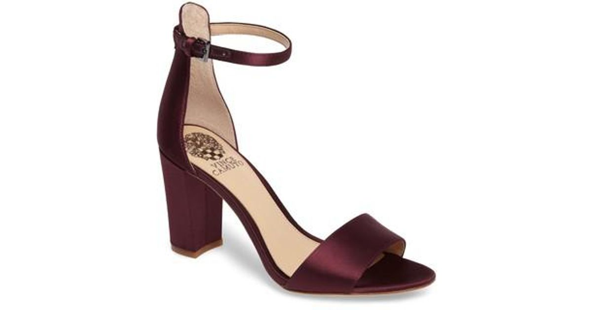 9e5a3d31292 Vince Camuto Corlina Ankle Strap Sandal - Nordstrom Exclusive - Save 20% -  Lyst