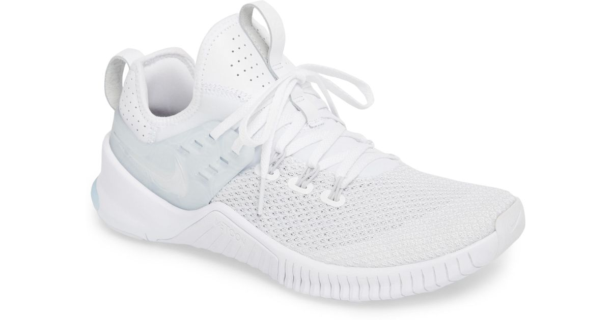 8fb06966a9189 Lyst - Nike Free X Metcon Cr7 Training Shoe in White for Men