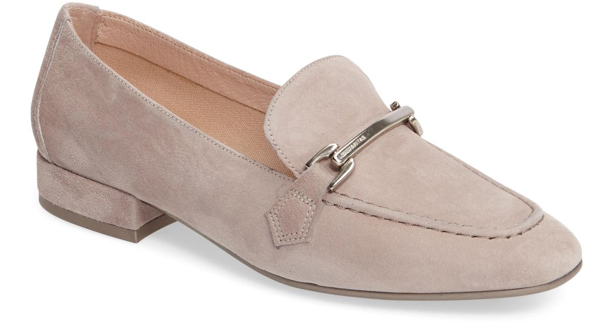 a2a4418abf3 Lyst - Hispanitas Evelyn Loafer in Natural