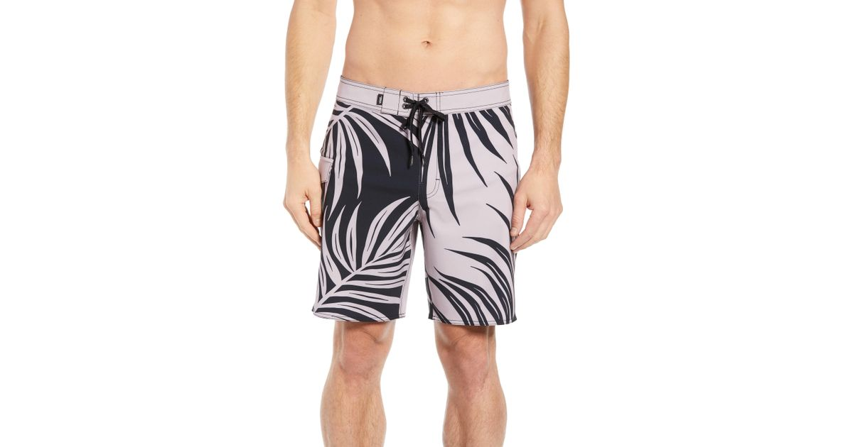 b1e5470ea1 Lyst - Vans Palms For Peace Board Shorts for Men