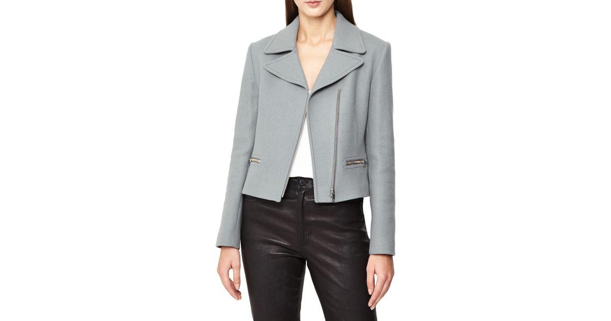 0382b3e15ae9 Lyst - Reiss Slade Jacket in Gray