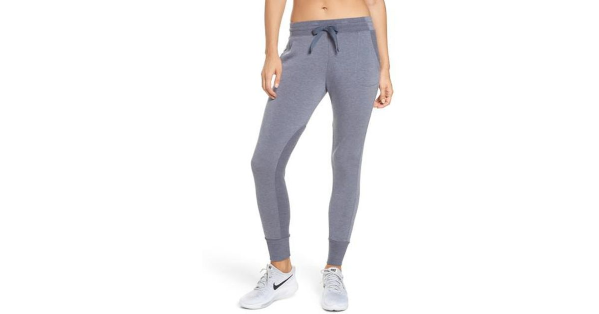 2cda5feaaa5 Zella Right On Jogger Pants in Gray - Lyst