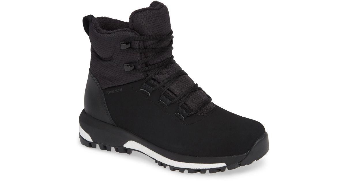 e9d0df73a2e0a Lyst - adidas Terrex Pathmaker Waterproof Hiking Boot in Black