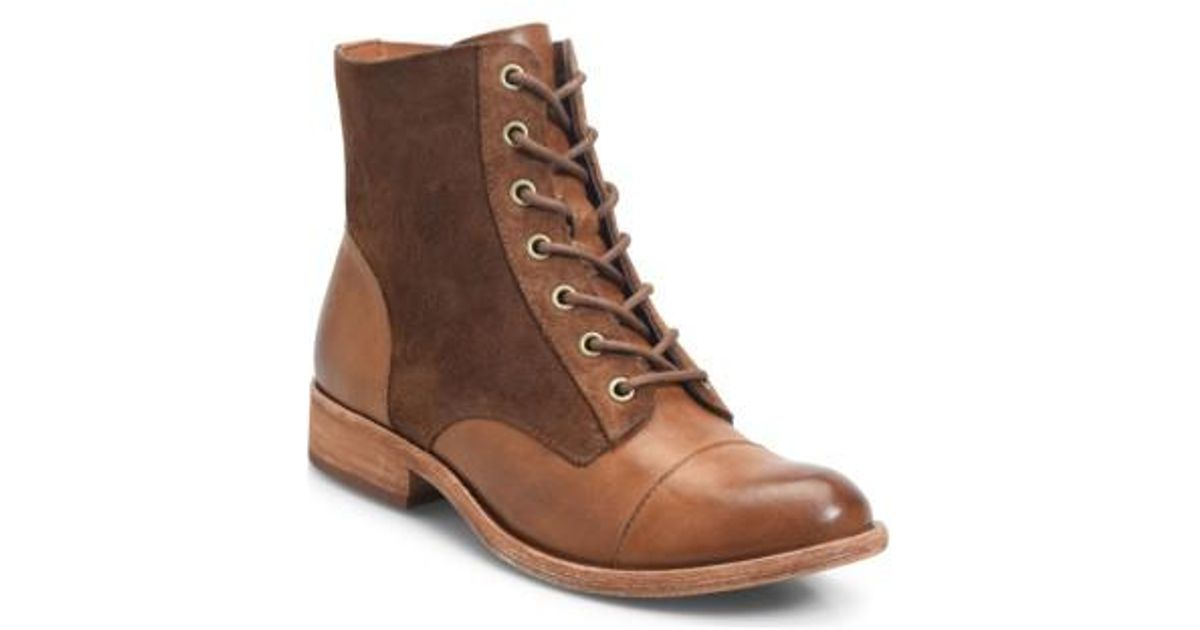 15c3e8f28db Lyst - Kork-Ease Kork-ease Ramin Lace-up Boot in Brown