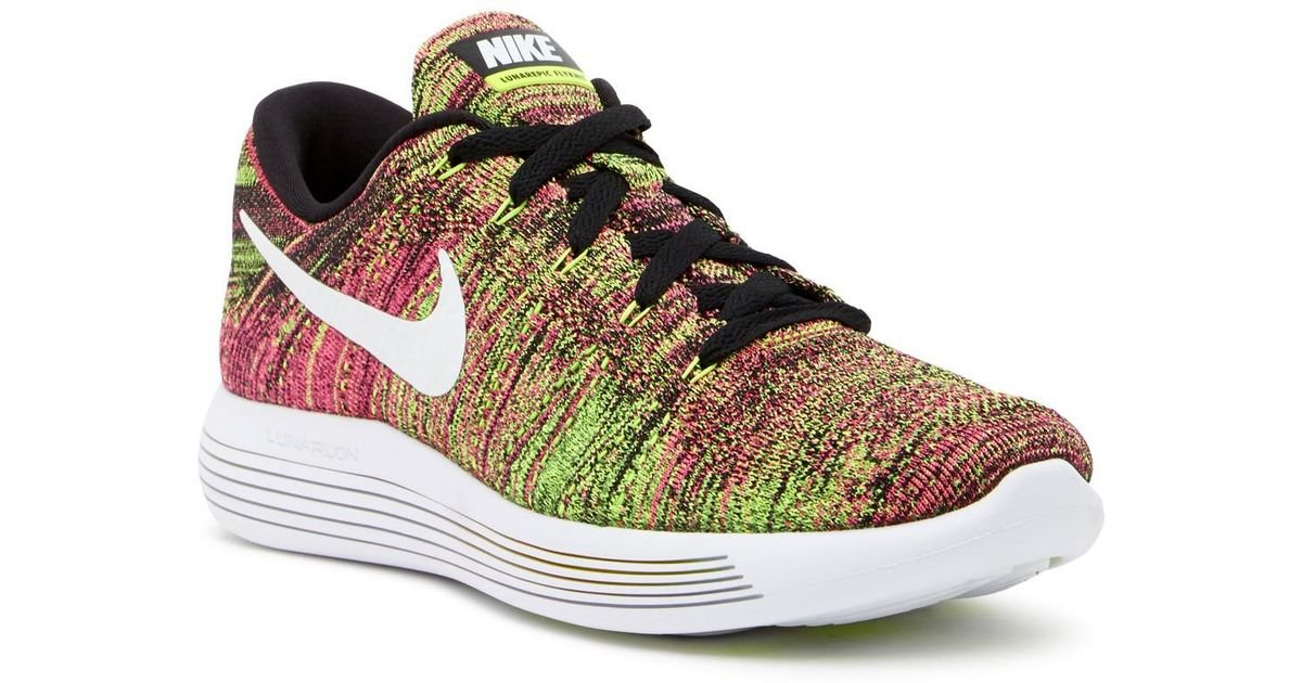 huge discount c87ff a4f2c Lyst - Nike Lunarepic Low Flyknit Oc Sneaker for Men