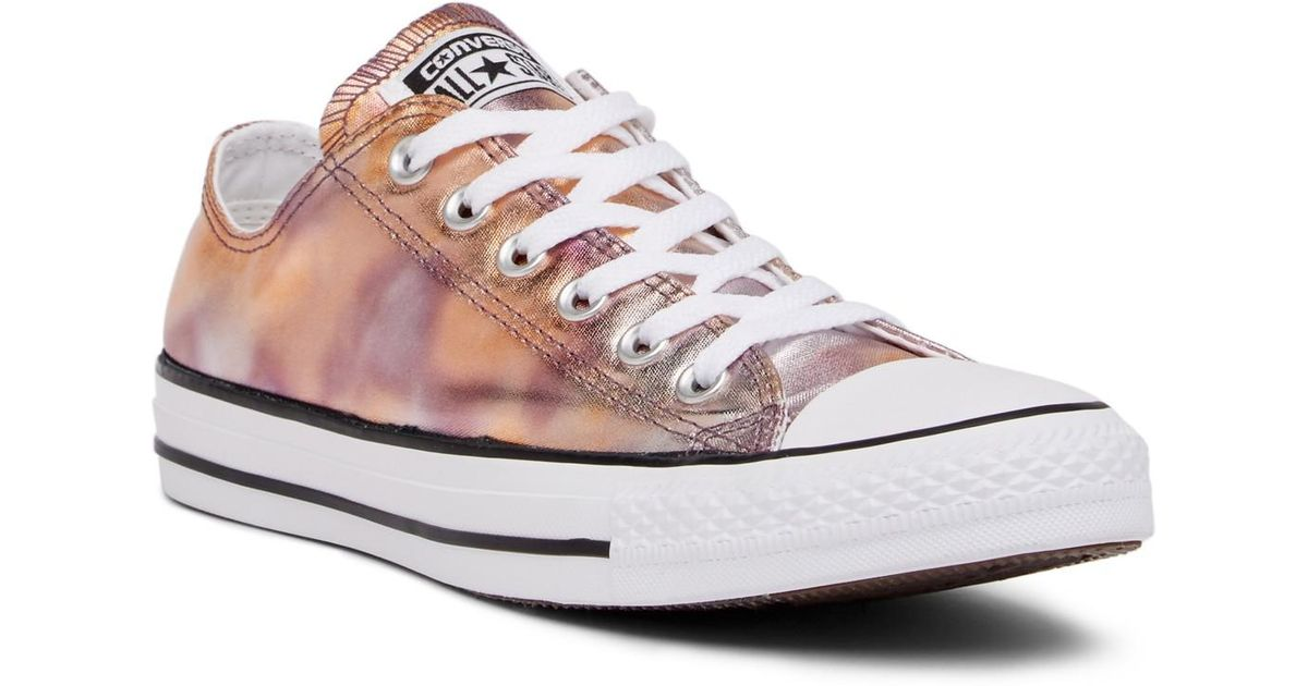 Converse Chuck Taylor All Star Oxford Metallic Sneaker (Unisex)