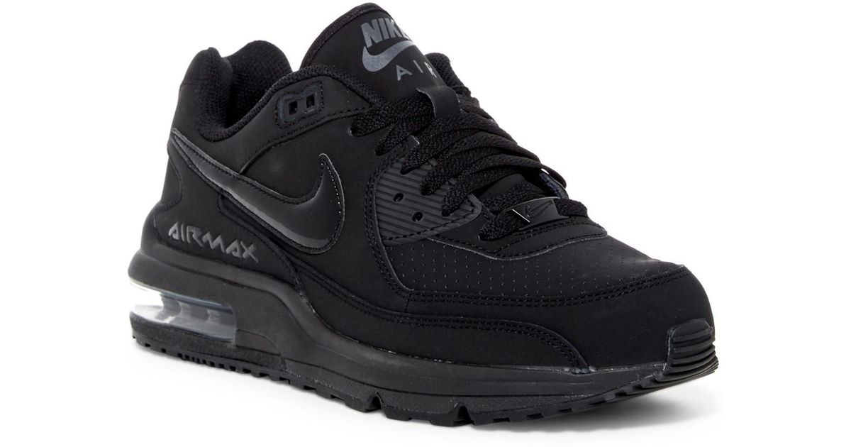 Nike Black Air Max Wright 3 Sneaker (men) for men