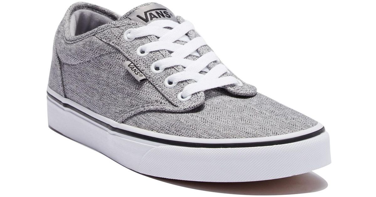 f9ed7c6a41 Lyst - Vans Atwood Static Heathered Sneaker for Men