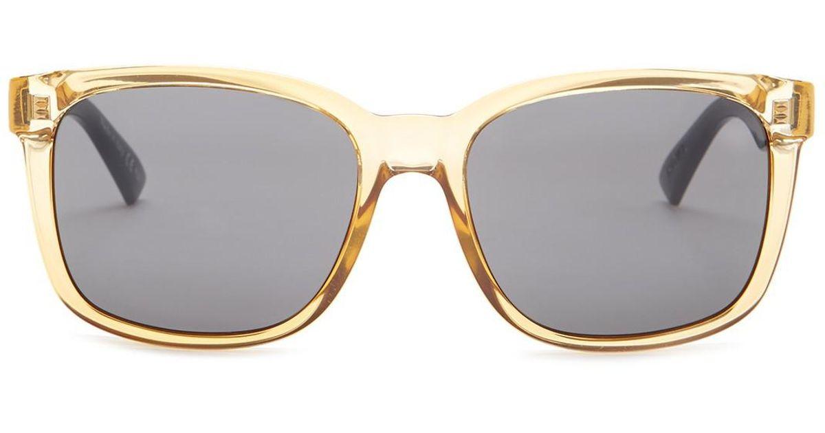 e1dae988f8ae Lyst - Von Zipper Women s Howl Retro Squared Sunglasses