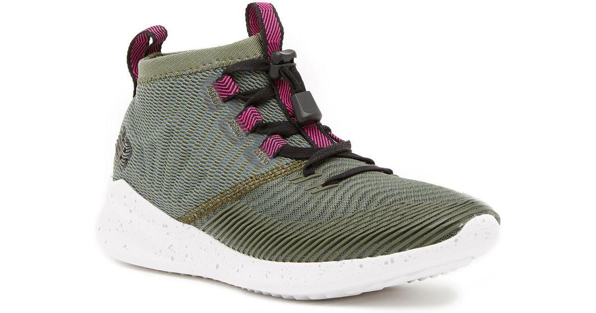 3a505a689b3 Lyst - New Balance Q417 Srmc Sneaker in Green