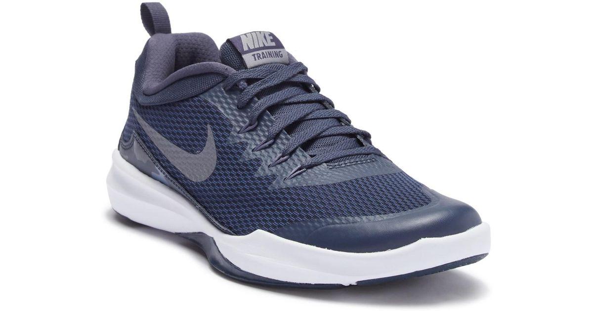 dcbe4eb35 Lyst - Nike Legend Trainer Cross Training Sneaker in Blue for Men