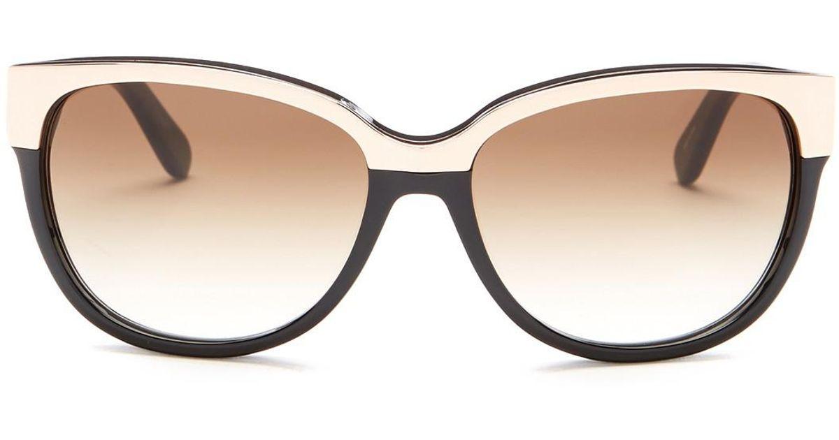 49c559be0111 Lyst - Kate Spade Women s Brigit Sunglasses in Brown