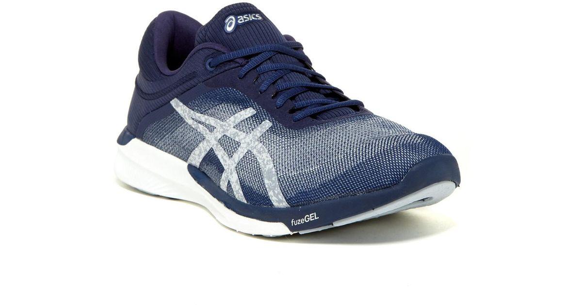 Chaussure en de course 2 Asics Fuzex 2 Lyst en bleu pour homme Lyst 9aeab79 - sinetronindonesia.site