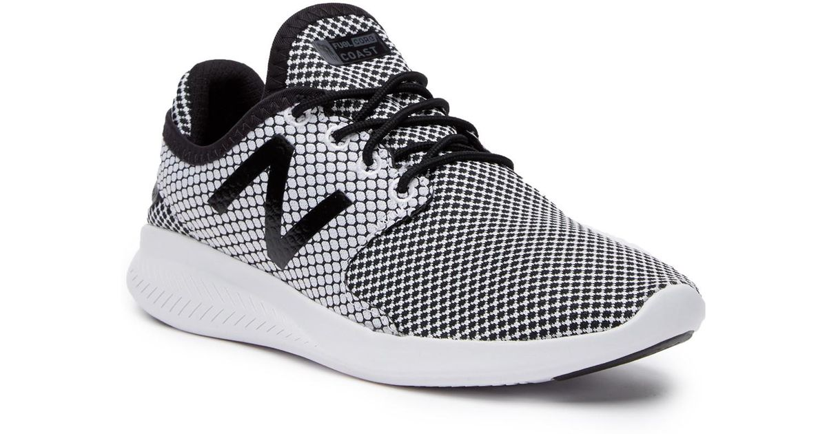 online store dbc9d a5497 Lyst - New Balance Coast V3 Sneaker in Black for Men