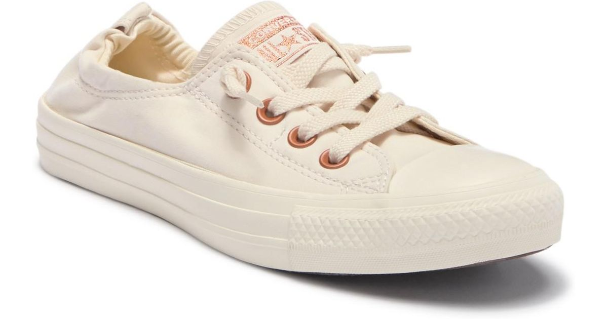8c407f12b483 Lyst - Converse Chuck Taylor(r)  shoreline  Sneaker (women)