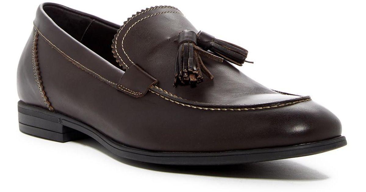 3c9d9d39f8c Lyst - Bruno Magli Berna Leather Loafer in Brown for Men