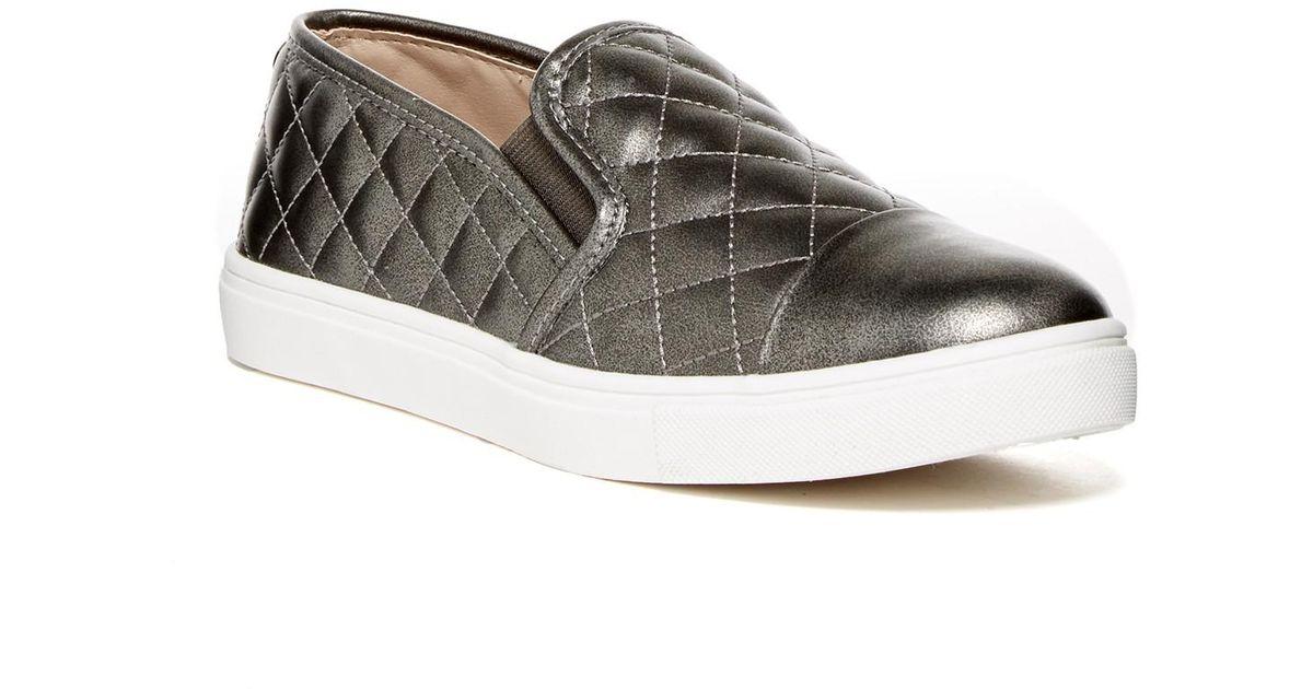 63d10b09842 Lyst - Steve Madden Zaander Slip-on Sneaker