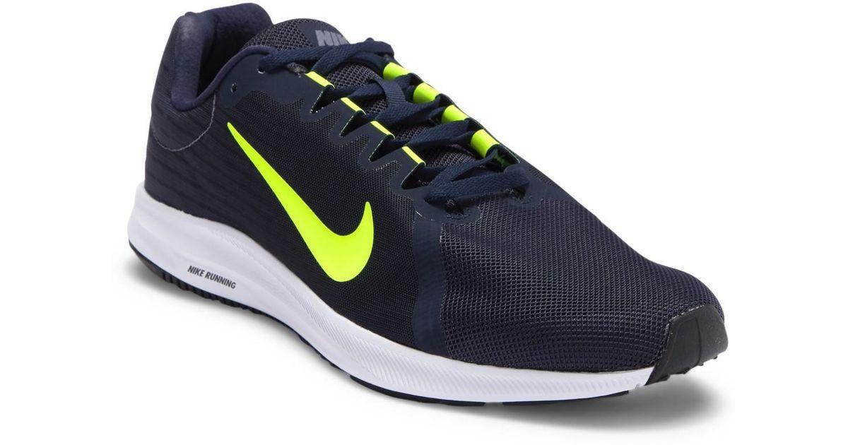 d8828b74c7d66 Lyst - Nike Downshifter 8 Running Sneaker in Blue for Men