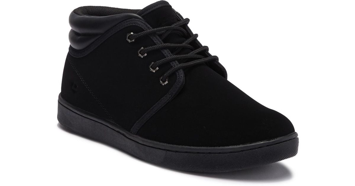 90cc95343c3 Lyst - Lugz Coal Mid Lx in Black for Men - Save 51%