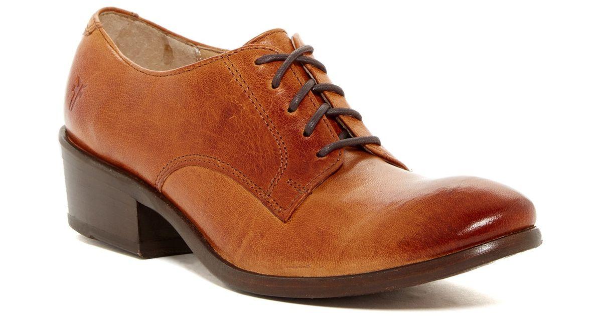 Frye Carson Oxford Womens Shoes
