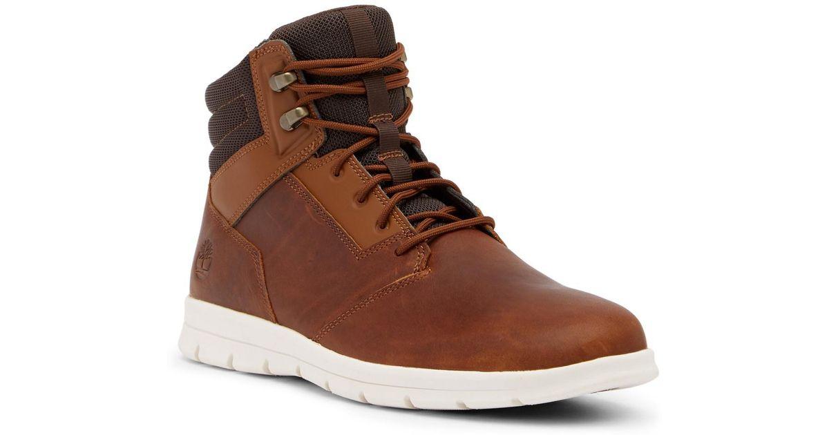 Men Lyst Waterproof In Boot Graydon For Work Brown Timberland aaWBnrqx8