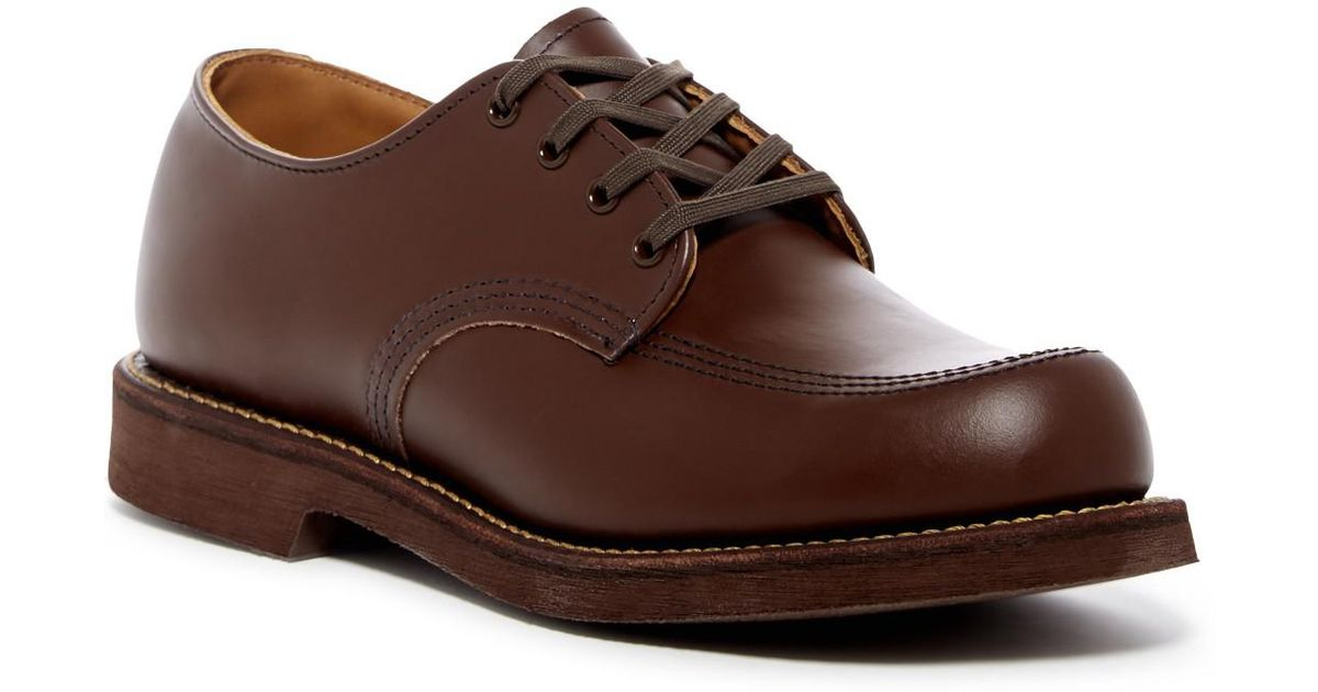 RED WING Garageman Oxford - Factory Second