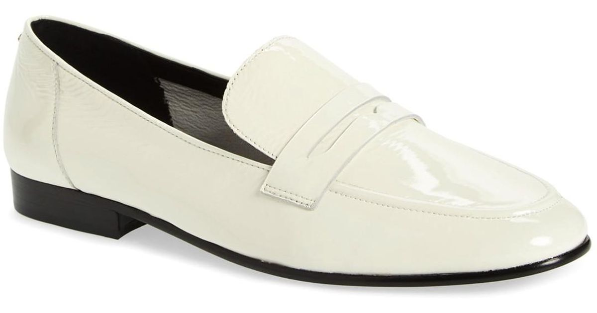 3263abce172 Lyst - Kate Spade Genevieve Loafer